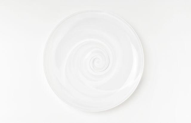 河上智美 オパール6.5寸皿