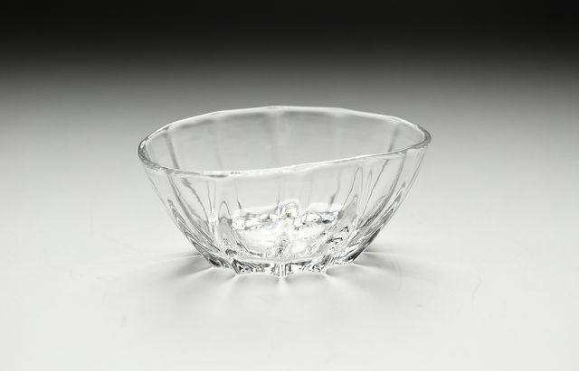 河上智美 12面楕円ミニ鉢