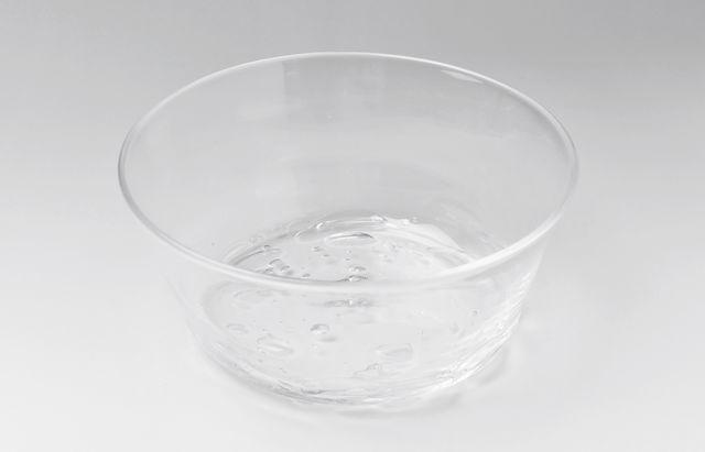 河上智美 水泡6寸深鉢