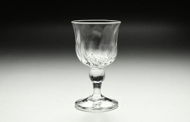 河上智美 冷たいお酒のミニグラス(花モール)