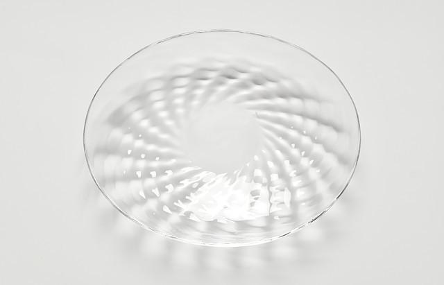 河上智美 いちご楕円皿
