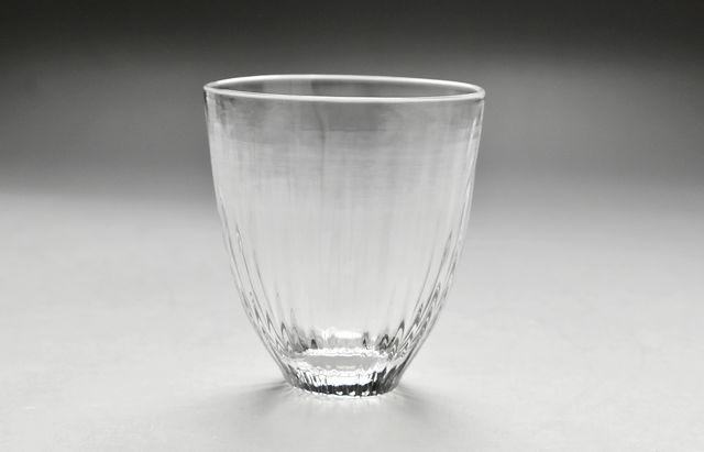 河上智美 しぼりグラス