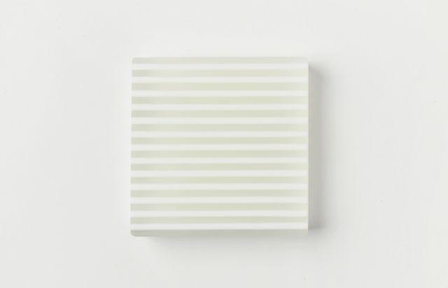 【一点もの】d.Tam 中村孝子/桃子 7◆ストライプキューブ正方形