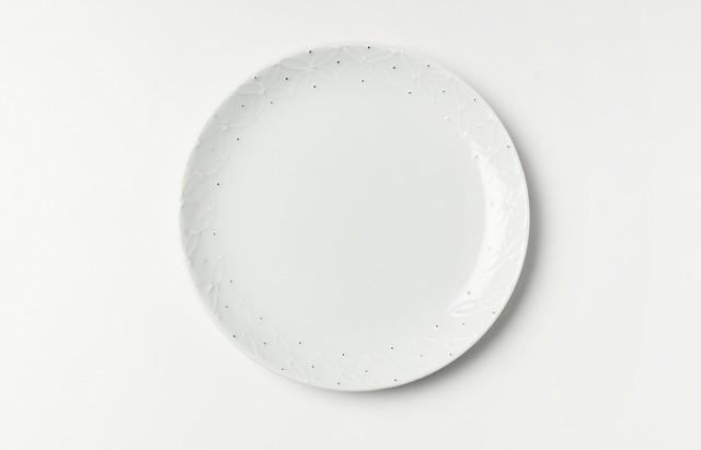 高島慎一 イッチン七宝文6寸皿