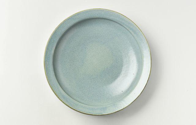 土井康治朗 せとうちブルーカレー皿