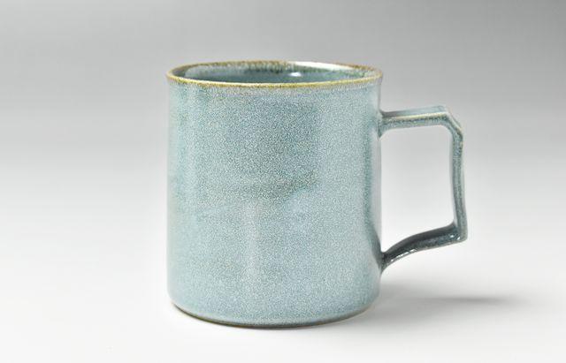 土井康治朗 せとうちブルーマグカップ