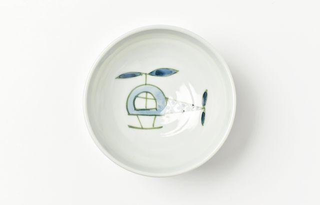 林京子 デザートカップ ヘリコプター