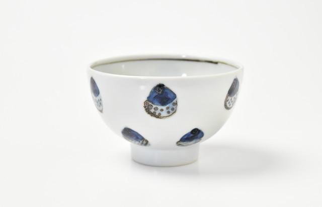 林京子 ご飯茶碗(ドングリ)