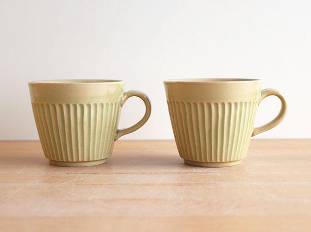 阿部春弥 もえぎしのぎコーヒーカップ