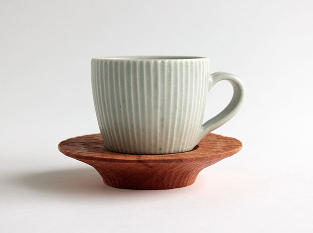 icura&若菜綾子 デミタスカップ