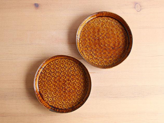 豊田雅代 ドラ鉢 茶
