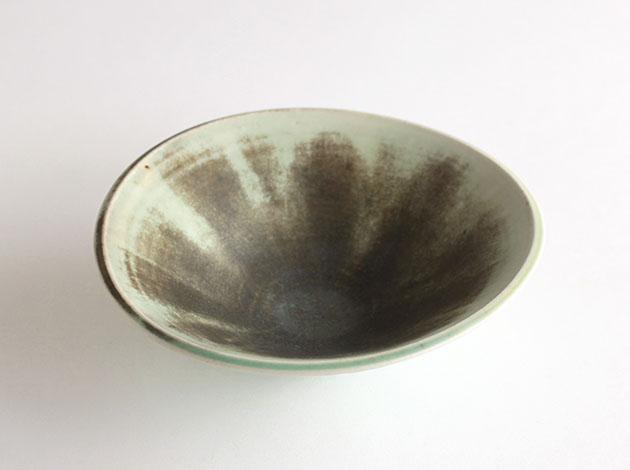 梅本勇 6寸平鉢