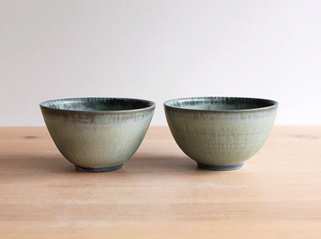 梅本勇 3.5寸飾彫り鉢