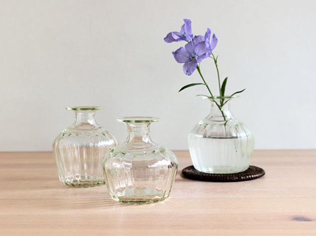 寺西将樹 クルミ野の花小瓶
