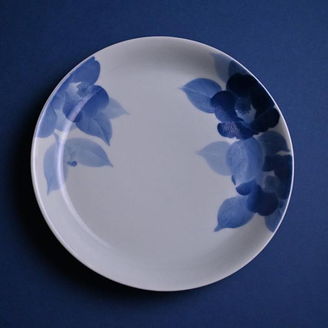 染付皿 陶芸家