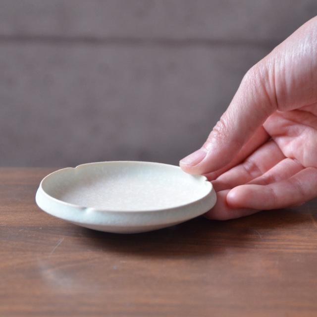 和食器 流翠結晶豆皿  作家「中村譲司」