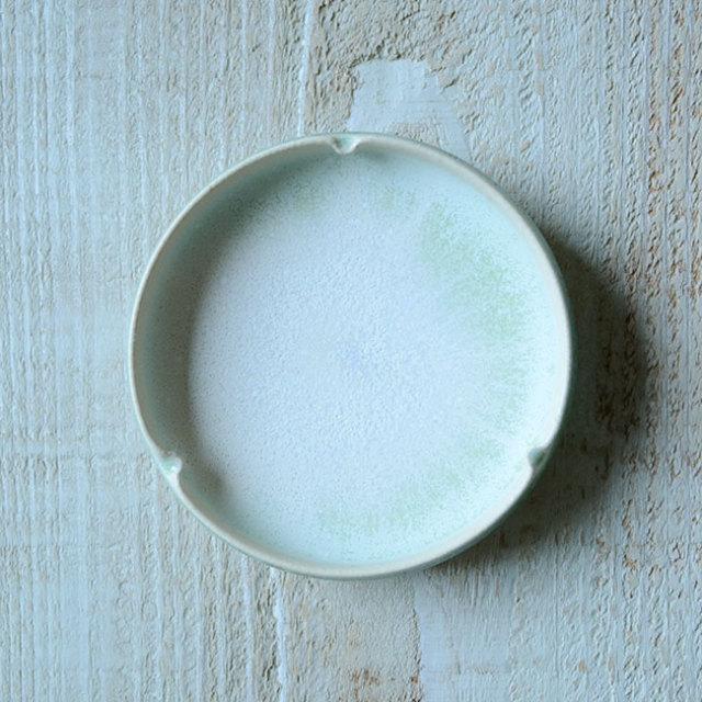 和食器 流翠結晶豆皿ver2  作家「中村譲司」