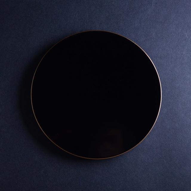 漆器 銘々皿 作家「角好司」