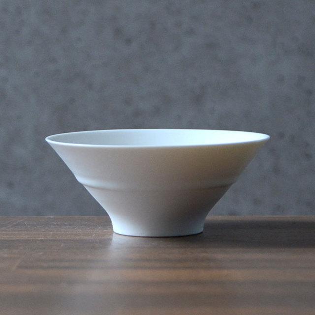 白磁飯碗 ver.2 作家「竹内紘三」