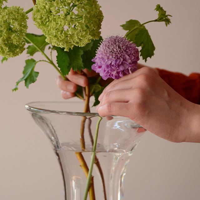 Glass Vase 作家「原光弘」