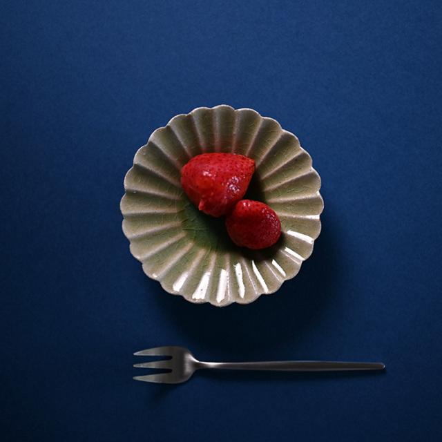 和食器釉輪花皿作家「山本雅彦」