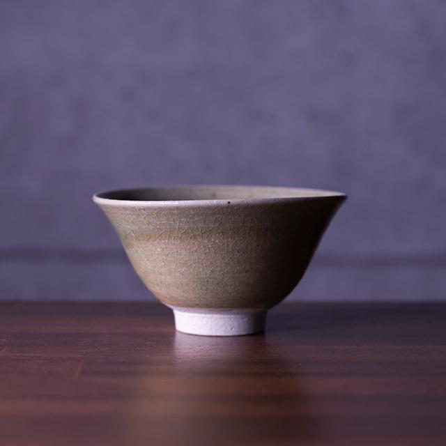 和食器 森緑釉めし碗(MY-061) 作家「山本雅彦」