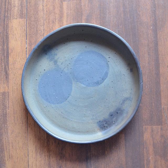 和食器 南蛮七寸盤 作家「川淵直樹」