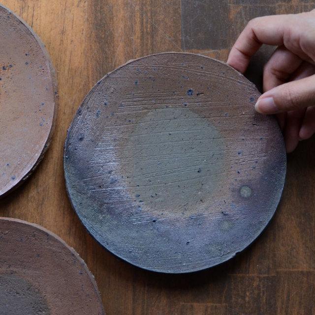 和食器 南蛮皿 作家「川淵直樹」