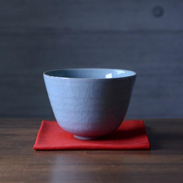 抹茶茶碗 作家「林隆一郎」