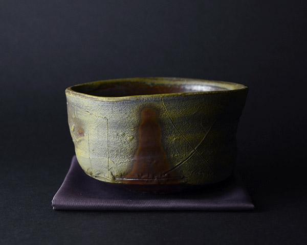 米国手茶碗 鯉江良二