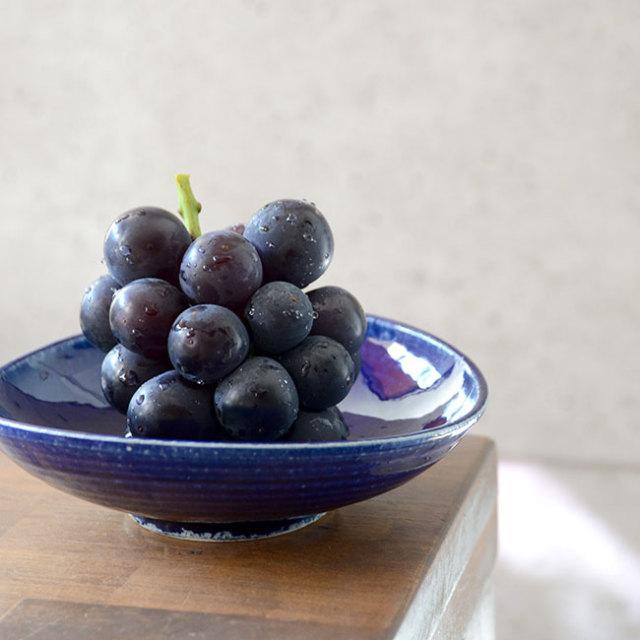 和食器 瑠璃釉沓型中鉢 作家「佐々木好正」