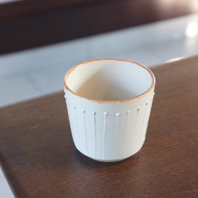 フリーカップ(イッチン) 作家「山本壮平」
