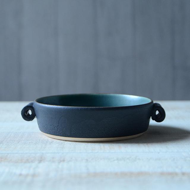 ノルウェーの森 グラタン皿 作家「森野知子」