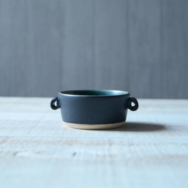 和食器 ノルウェーの森 ココット皿 作家「森野知子」
