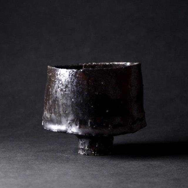 黒碗(TY-165)   作家「横山拓也」