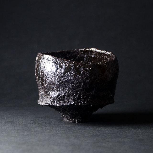 黒碗(TY-167)   作家「横山拓也」