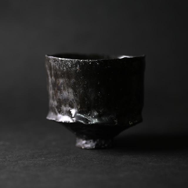 黒碗 横山拓也