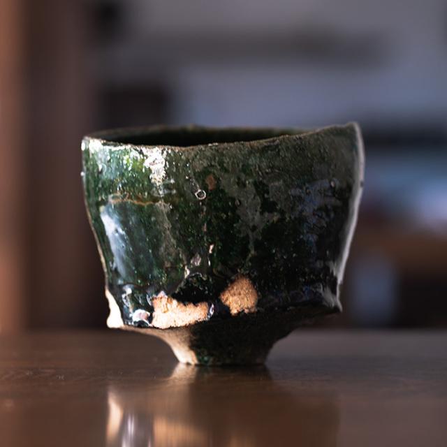 茶碗 陶芸家 横山拓也