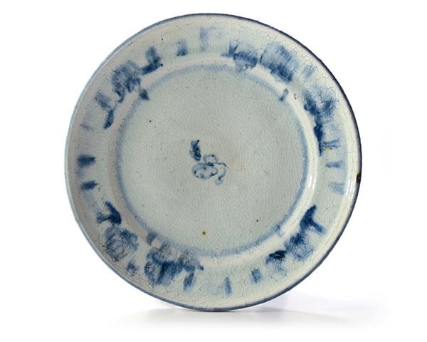 和食器 安南八寸皿 作家「荒木義隆」