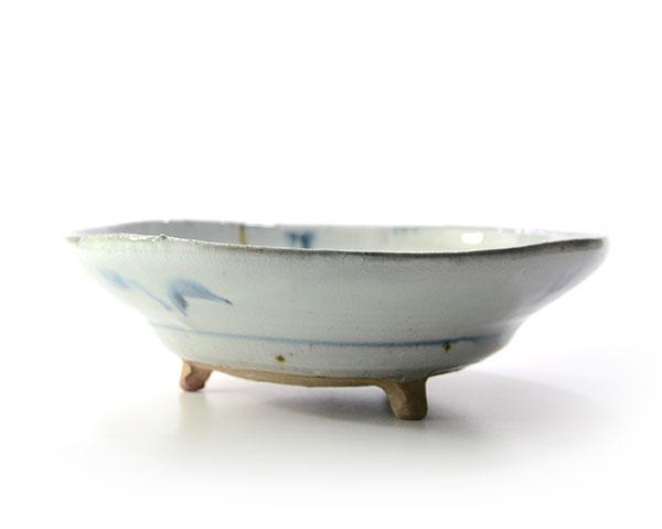 和食器 安南足付六寸鉢(マット) 作家「荒木義隆」