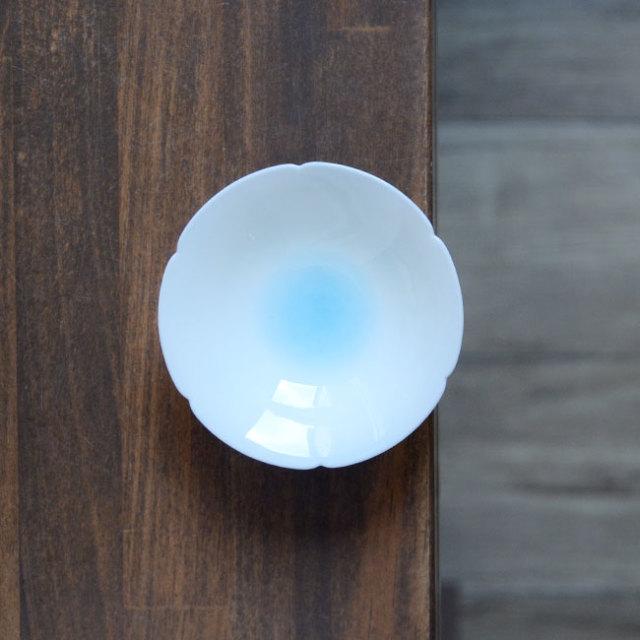 青白磁鉢3.5寸(YN-015) 作家「永草陽平」