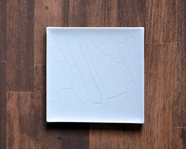 Square Plate  作家「田中陽子」