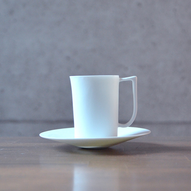 OF Cup&Saucer  作家「田中陽子」