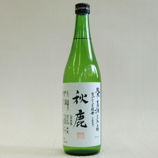秋鹿多酸純米720