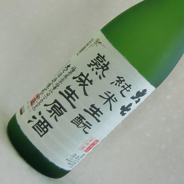 大七 生もと 純米熟成 生原酒