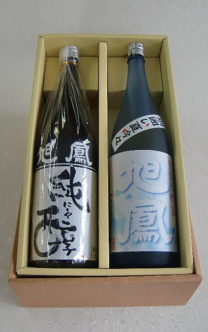旭鳳 杜氏の気合122%の酒