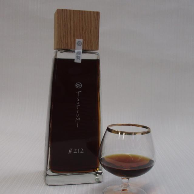 極上 堤  シェリー樽長期熟成原酒