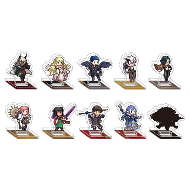 【BOX販売】ファイアーエムブレム ヒーローズ ミニアクリルフィギュアコレクション Vol.16