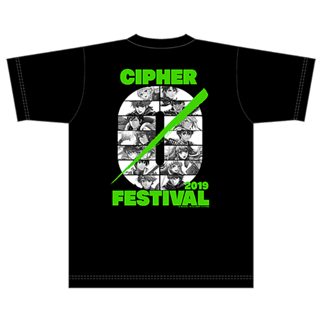 ファイアーエムブレム0(サイファ) サイファ祭2019 Tシャツ