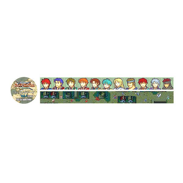 ファイアーエムブレム マスキングテープ/烈火の剣 Vol.1